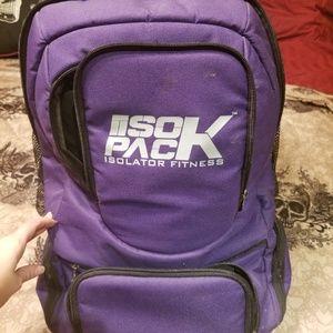 ISO backpack